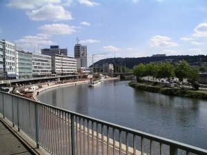 Saarbrücken - Saarradtour