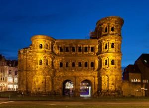 Porta Nigra - Quelle: Wikipedia